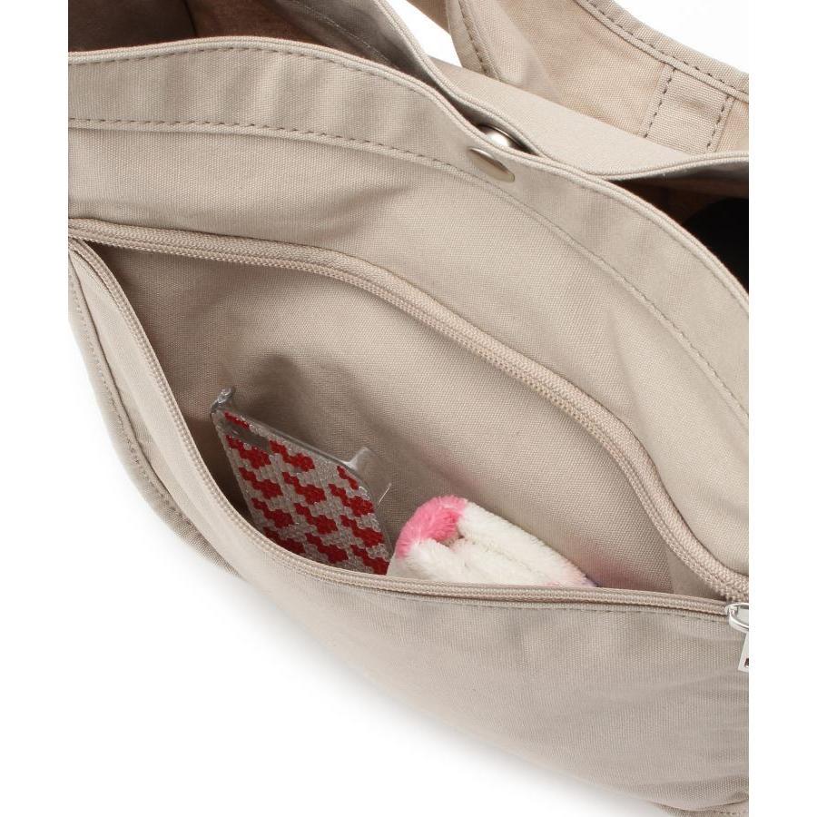 pink adobe(ピンクアドベ)<2WAY>ロゴ刺繍キャンバストート world-direct 06