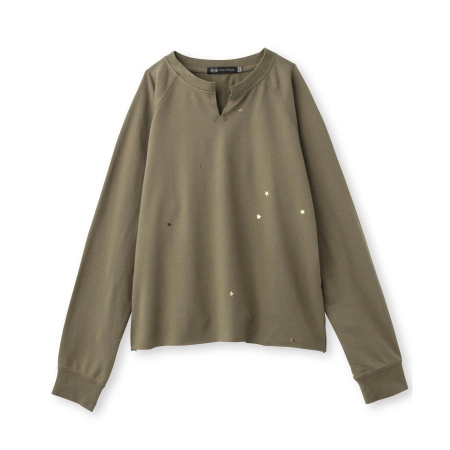【驚きの値段で】 JET(ジェット)【洗える】デザインネックプリントロングTシャツ, 青森県 df7cfb8d