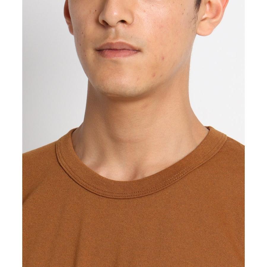 OPAQUE.CLIP(オペークドットクリップ)UPCYCLE Tシャツ world-direct 04