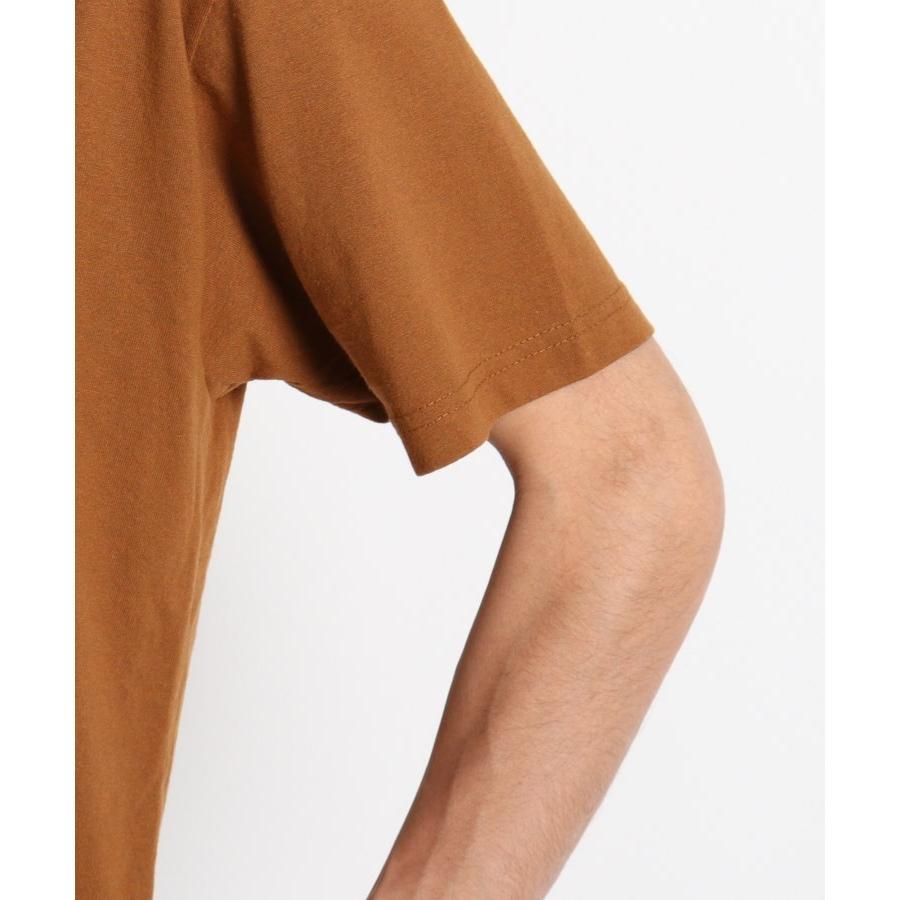 OPAQUE.CLIP(オペークドットクリップ)UPCYCLE Tシャツ world-direct 05