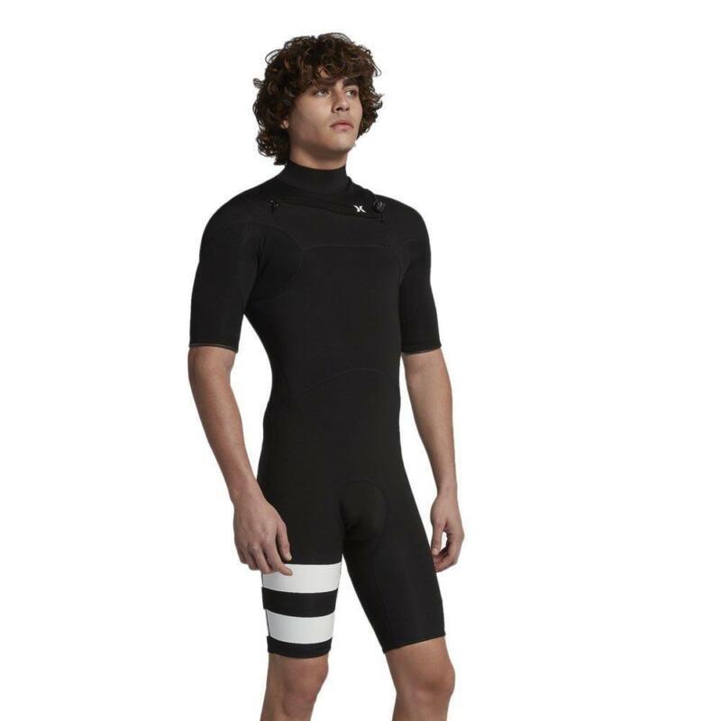 大量入荷 ウォータースポーツ Spring ハーレー Black Hurley Kids' Black Boys' Youth Fusion Youth Advantage Short Sleeve Surf Spring Wetsuit, ノジリチョウ:f13402f1 --- airmodconsu.dominiotemporario.com