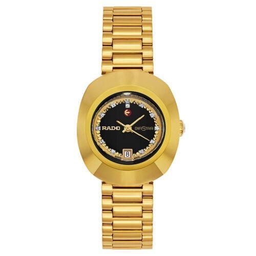 人気特価激安 腕時計 ラドー レディース Rado Women's Automatic Watch R12416513, リシリチョウ 76c3b0cf