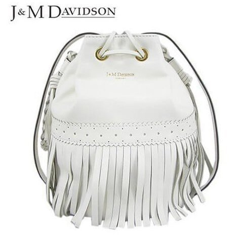 J&M DAVIDSON レディース ショルダーバッグ M.CARNIVAL 1355 7314 NEW WHITE/ホワイト/0150/セール|worldclub