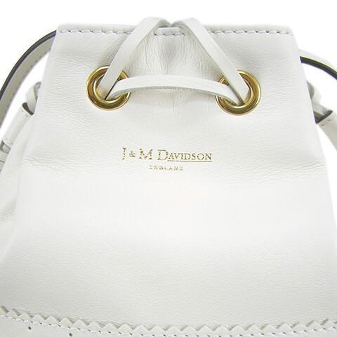 J&M DAVIDSON レディース ショルダーバッグ M.CARNIVAL 1355 7314 NEW WHITE/ホワイト/0150/セール|worldclub|06