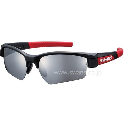 スワンズ LION SIN LI SIN-0701 BK/R ミラーレンズモデル