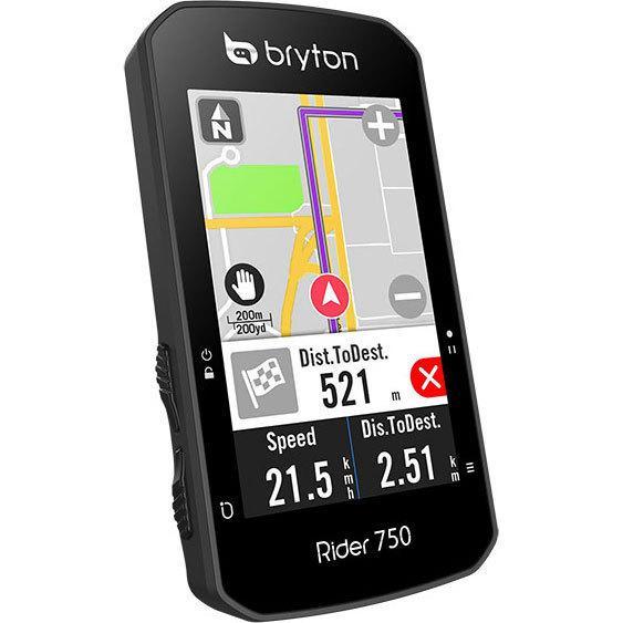 【特急】ブライトン Rider750T トリプルキット(ケイデンス、スピード、心拍センサー付) GPS|worldcycle|03