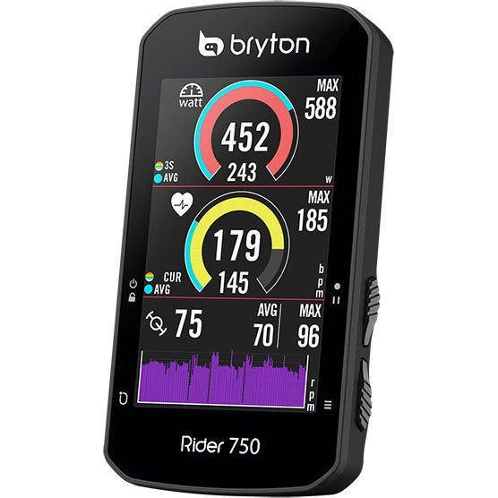 【特急】ブライトン Rider750T トリプルキット(ケイデンス、スピード、心拍センサー付) GPS|worldcycle|04