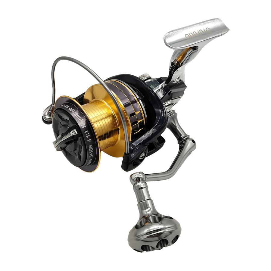 オルルド釣具 釣り具 リール スピニングリール 「スーパーゴリルド 10000」 worlddepartyafuu