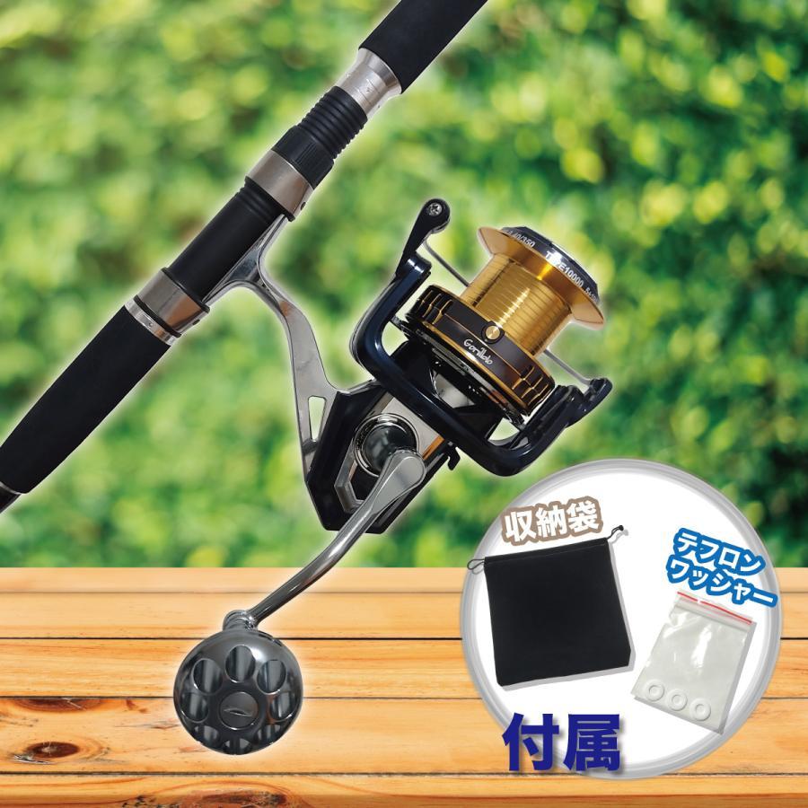 オルルド釣具 釣り具 リール スピニングリール 「スーパーゴリルド 10000」 worlddepartyafuu 09