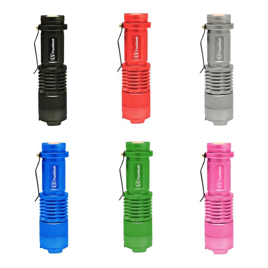オルルド釣具 釣り具 蓄光ライト「UV FlashBank」  ブラックライト 小型 軽量 worlddepartyafuu
