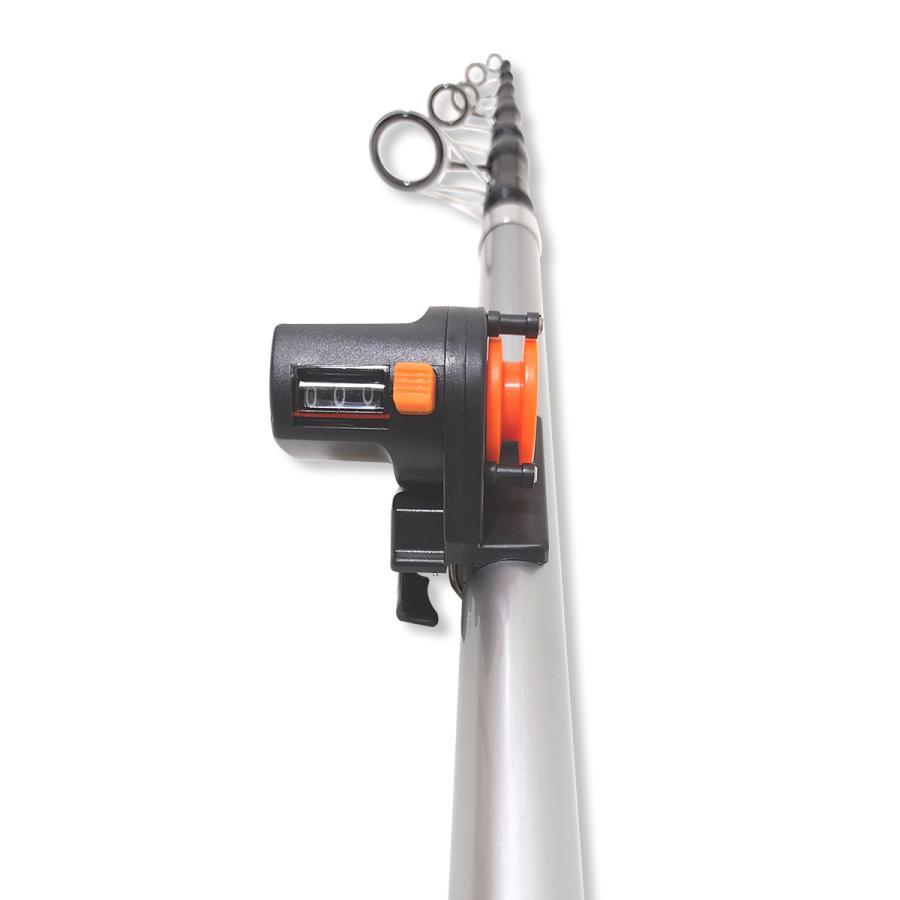 オルルド釣具 釣り具 ラインカウンター アナログスケール 水深計 棚取り 計測
