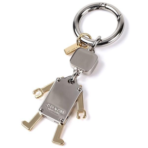 COACH ROBOT Key Ring F65429
