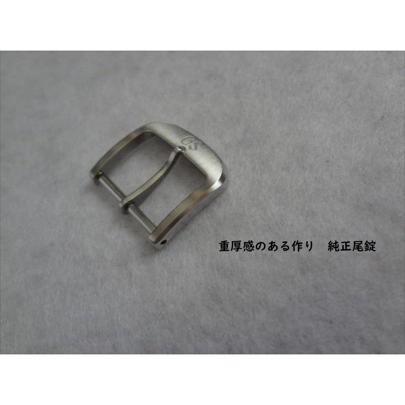 SEIKO  グランドセイコー 純正 バックル 尾錠 16mm GSマーク DC94AW-BJ00 送料無料 worldfact 03