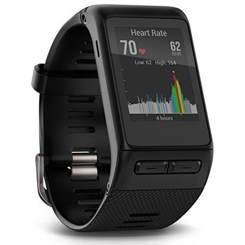 GARMIN(ガーミン) v?voactive HR 心拍センサー付き GPS搭載 活動量計 ライフログウオッチ 010-01605-03