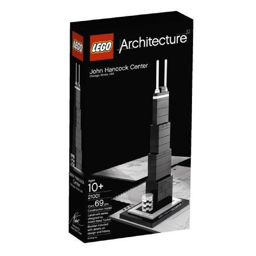 LEGO レゴ Architecture 第2弾 ジョン・ハンコック・センター John Hancock Center [21001]【海外限定発