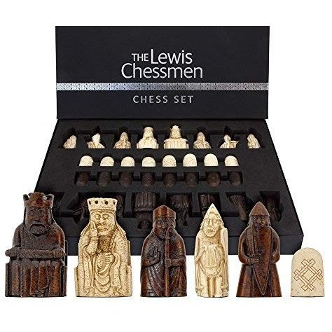 スコットランド国立博物館 ルイス島のチェス駒 Lサイズ Lewis Chessmen