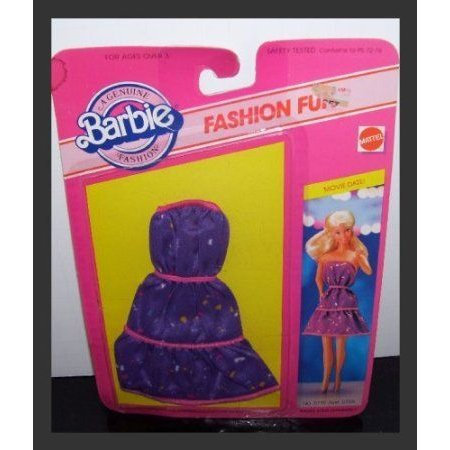 #5718 Barbie(バービー) Doll Fashion Fun Movie Date Clothing Set ドール 人形 フィギュア