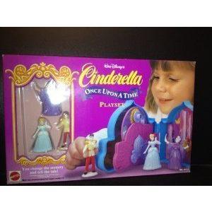 1992 Cinderella (シンデレラ) Once Upon a Time Playset