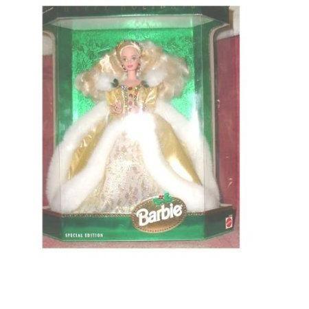 1994 Holiday Barbie(バービー) ドール 人形 フィギュア