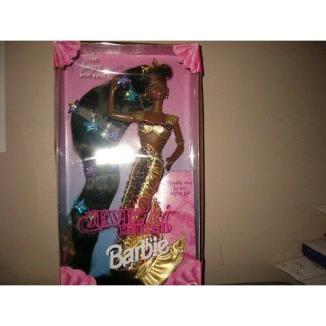 1995 Jewel Hair Mermaid Barbie(バービー) AA ドール 人形 フィギュア