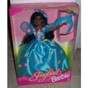 1995 Songbird Barbie(バービー) Ethnic Doll Item #14486 ドール 人形 フィギュア