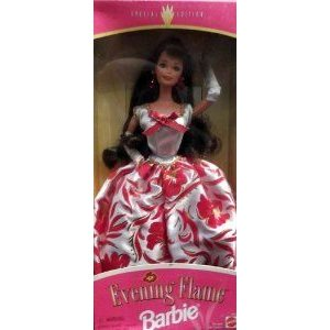 1995 Special Edition Evening Flame Barbie(バービー) ドール 人形 フィギュア