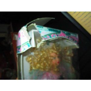 1996 Geniune Porcelain Doll by Melissa Jane Victorian Fairy Collection ドール 人形 フィギュア