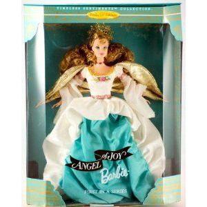 1998 - Mattel (マテル社) - Barbie(バービー) Collectibles - Angel of Joy Barbie(バービー) - 1st in