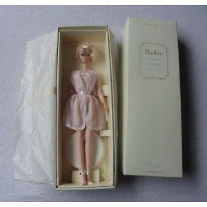 2002 Barbie(バービー) Collectibles - Fashion Model Silkstone Collection - Lingerie Barbie(バービー