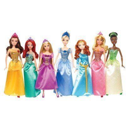 2013 ディズニープリンセスコレクション Disney社