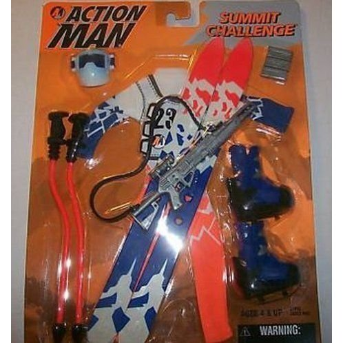 Action Man Summit ChallengeTM Accessory Assortment 1999 フィギュア おもちゃ 人形