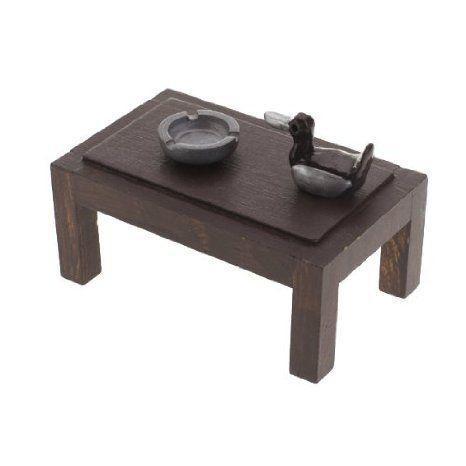 3 mini coffee table set Model ブロック おもちゃ
