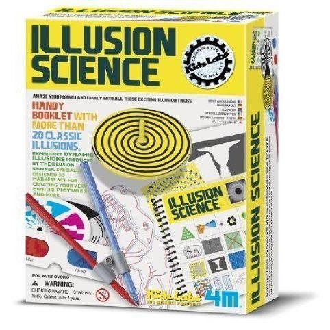 4M Illusion Science by Toysmith (トイスミス) TOY ドール 人形 フィギュア
