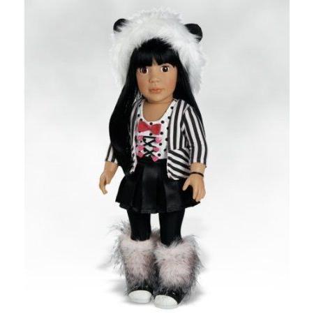 Adora (アドラ アドラドール) 4 Ever Friends Ava Ready For Fun Play Latin Doll ドール 人形 フィギュ