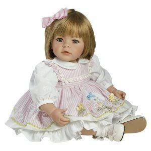 Adora (アドラ アドラドール) Pin-a-four Seasons 20 Play Doll Sandy Blonde Hair/青 Eyes ドール 人