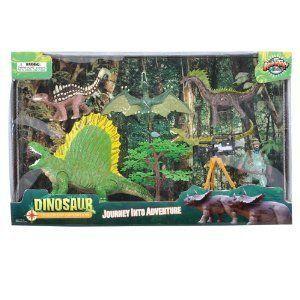 Adventure Planet (アドベンチャープラネット) Series 2 Discovery Expeditions Dinosaur Explorer Set