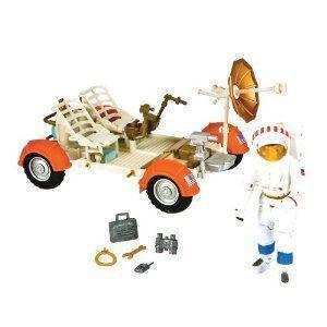 Adventure Planet Space Adventures Vehicle Set 1 ミニカー ミニチュア 模型 プレイセット自動車 ダイキ