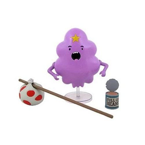Adventure Time アドベンチャータイム 5 Lumpy Space Princess with Accessories フィギュア 人形 おもち