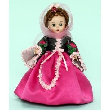 Alexander Dolls 8 Belle Watling (Gone With The Wind Collection) ドール 人形 フィギュア