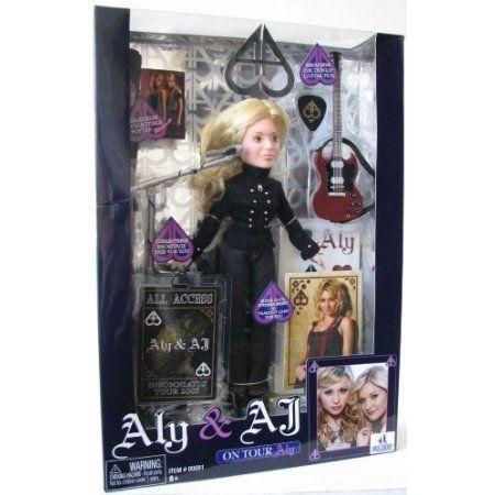 Aly & AJ 10 Dolls - On Tour Aly ドール 人形 フィギュア