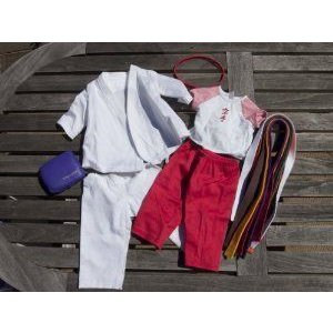 American Girl (アメリカンガール) Just Like You Karate training outfit ドール 人形 フィギュア