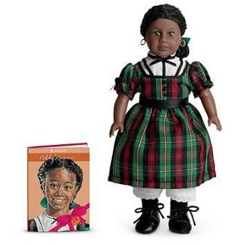American Girl (アメリカンガール) 限定品 (限定品) 25th Anniversary Collectible Addy Mini Doll and B