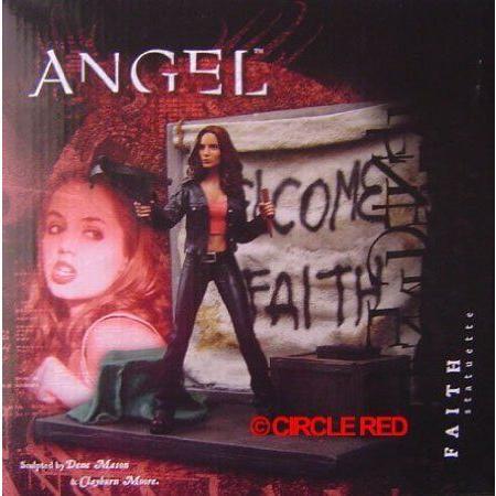 ANGEL Faith Statuette フィギュア おもちゃ 人形
