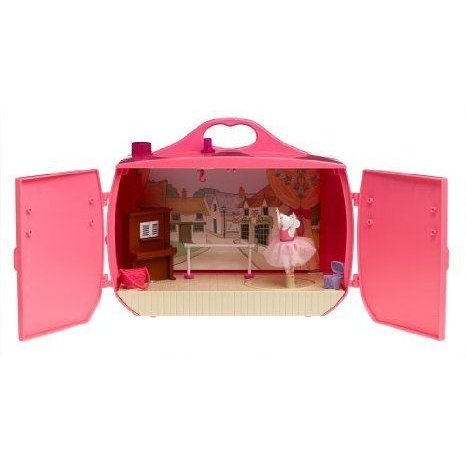 Angelina Ballerina-Deluxe Theater Royale- Toys R Us Exclusive