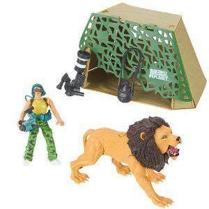 Animal Planet(アニマルプラネット) African Adventure Lion Playset