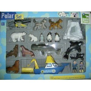 Animal Planet(アニマルプラネット) Playset - Polar