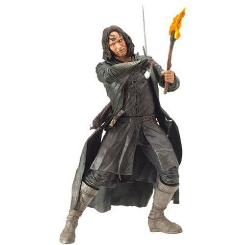 Aragorn Talking 20 Inch Figure - Lord of the Rings ロードオブザリング - Neca - Collectible フィギ