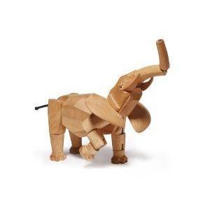 Areaware Hattie the Elephant フィギュア おもちゃ 人形
