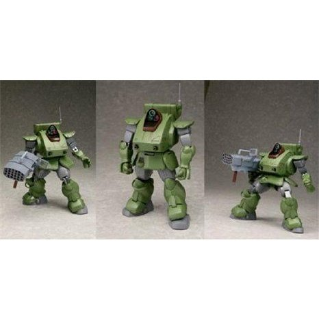 Armo赤 Troops Votoms Tortoise Standing PVC Statue 1/35 Scale フィギュア おもちゃ 人形