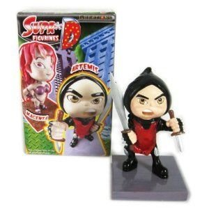 Artemis Ninja Supr*D Novelty フィギュア 人形 フィギュア おもちゃ 人形